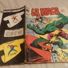 Cómics: LA MASA VOL3 Nº 7 - AL FIN OBTENDRE VENGANZA - VERTICE 1976. Lote 137338158