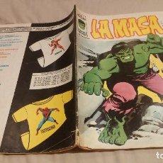 Cómics: LA MASA VOL.3 Nº 8 - ANIQUILACION - VERTICE 1976.. Lote 137338878