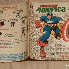 Comics: CAPITAN AMERICA - VOL3 Nº 5 - EL ORIGEN DEL CAPITAN AMERICA - VÉRTICE. Lote 137345218