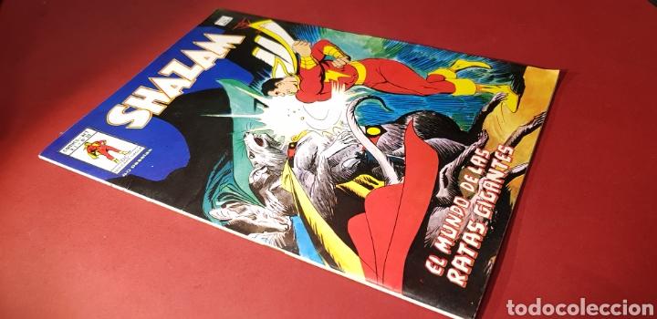 DE KIOSCO SHAZAM 10 VERTICE VOL I (Tebeos y Comics - Vértice - Super Héroes)