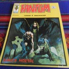 Comics: VÉRTICE VOL. 2 FANTOM Nº 20. 1975. 35 PTS. DANZA MORTAL. BUEN ESTADO Y DIFÍCIL.. Lote 137429206