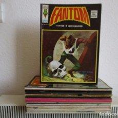 Cómics: FANTOM VERTICE VOLUMEN 2 ¡¡¡¡MUY BUEN ESTADO!!!!!! COLECCION COMPLETA. Lote 137455486