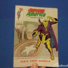 Cómics: CAPITAN AMERICA,( ATACA ZARPA AMARILLA) VERTICE V 1,NUMERO 33, AÑO1973. Lote 137464542