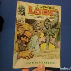 Cómics: EL HOMBRE LOBO,( LA FERIA DEL HORROR) VOLUMEN1,1973,NUMERO 4, BASTANTE BUEN ESTADO. Lote 137465166