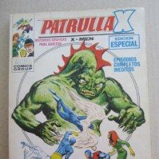 Cómics: MARVEL COMICS , TOMO N.30 , PATRULLA X , EDICION ESPECIAL , EL RETORNO DEL PROFESOR X , VERTICE. Lote 137466090
