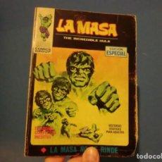 Cómics: LA MASA,( LA MASA NO SE RINDE),VOLUMEN 1, NUMERO 5. Lote 137466254