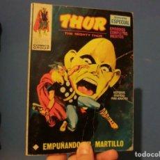 Cómics: THOR,( EMPUÑANDO MI MARTILLO),VOLUMEN 1,NUMERO 17, BUEN ESTADO. Lote 137466398