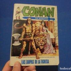 Cómics: CONAN,( LAS ZARPAS DE LA TIGRESA) VOLUMEN 1, BUEN ESTADO, NUMERO 3. Lote 137466814