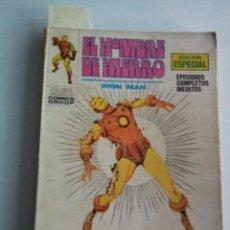 Cómics: EL HOMBRE DE HIERRO N.º 16 IRON MAN ¡VENGANZA! EDICIÓN ESPECIAL - MARVEL COMICS (VÉRTICE, 1971).. Lote 137549238