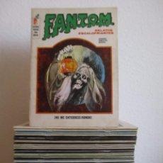 Cómics: FANTOM VERTICE VOLUMEN 1 ¡¡¡¡MUY BUEN ESTADO!!!!!! COLECCION COMPLETA. Lote 137586978