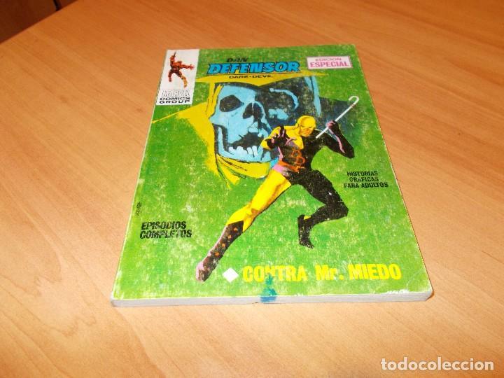 DAN DEFENSOR V.1 Nº 3 (Tebeos y Comics - Vértice - Dan Defensor)