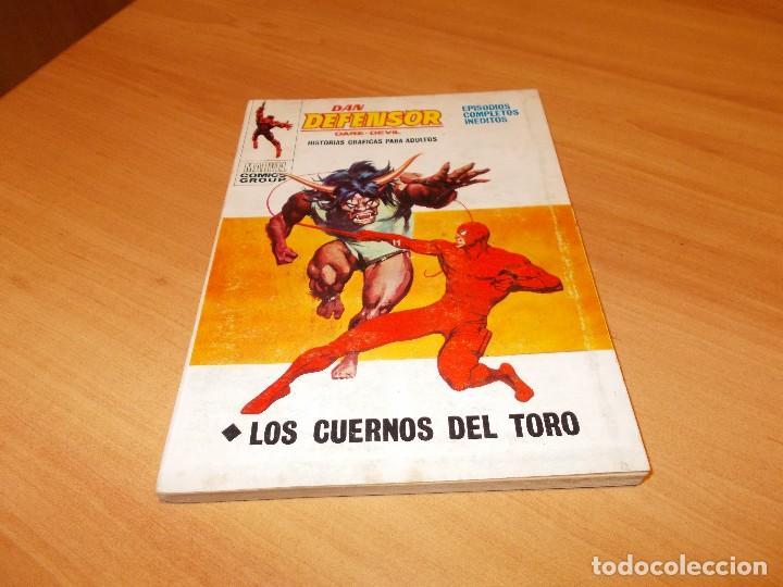 DAN DEFENSOR V.1 Nº 33 (Tebeos y Comics - Vértice - Dan Defensor)