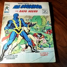 Cómics: MUY BUEN ESTADO HEROES MARVEL 2 VERTICE VOL II. Lote 137869292
