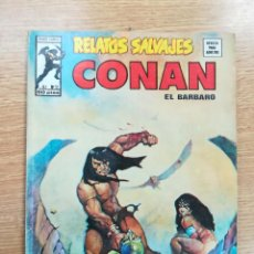 Cómics: RELATOS SALVAJES CONAN EL BARBARO VOL 1 #51. Lote 137972472