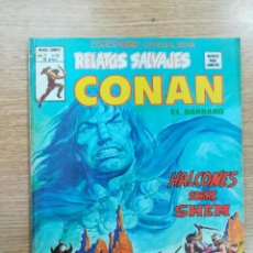 Cómics: RELATOS SALVAJES CONAN EL BARBARO VOL 1 #76. Lote 137972540