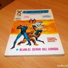 Cómics: LOS 4 FANTASTICOS V.1 Nº 27 MUY BUEN ESTADO. Lote 138595042