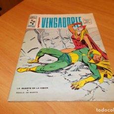 Cómics: LOS VENGADORES V.2 Nº 1. Lote 138601594