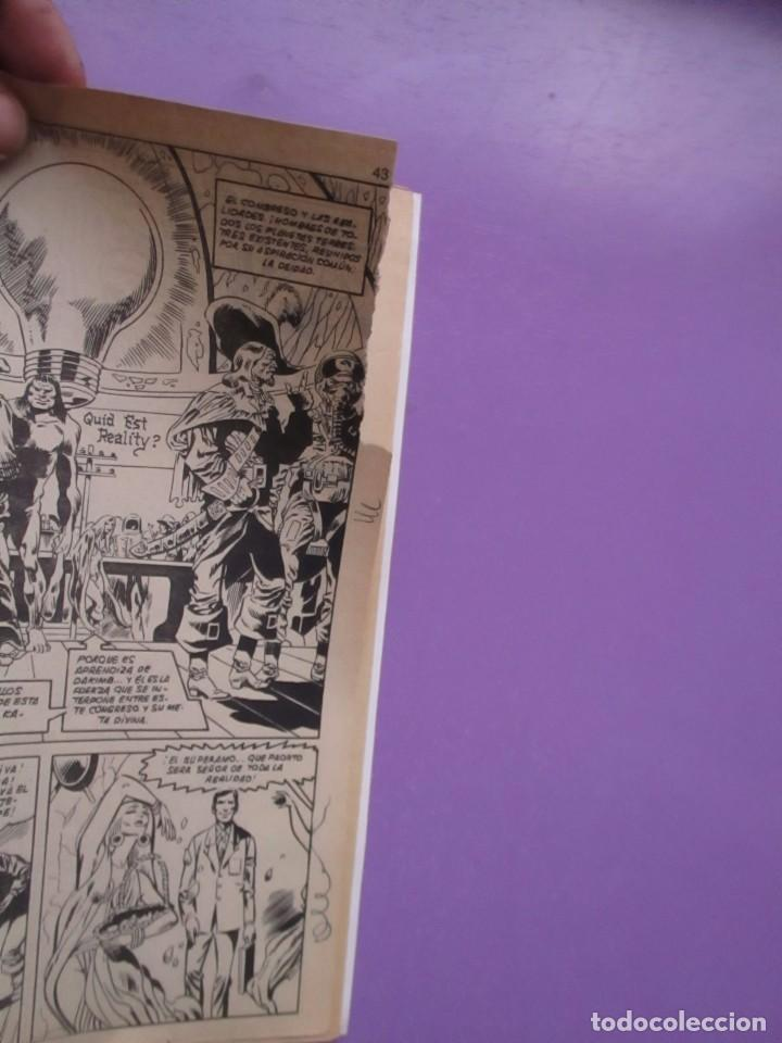 Cómics: LA MASA Nº 1 VERTICE VOLUMEN 2 ¡¡¡ BASTANTE BUEN ESTADO!!!!!! DIFICIL - Foto 9 - 138625002
