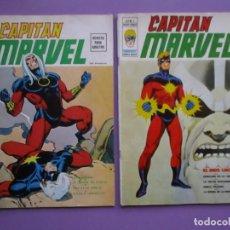 Cómics: CAPITAN MARVEL COMPLETA VERTICE VOLUMEN 2 ¡¡¡ MUY BUEN ESTADO!!!!!!. Lote 138625938