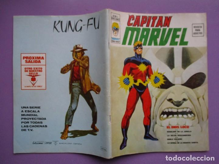 Cómics: CAPITAN MARVEL COMPLETA VERTICE VOLUMEN 2 ¡¡¡ MUY BUEN ESTADO!!!! ENVÍO GRATIS - Foto 4 - 138625938