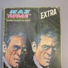 Cómics: MAX AUDAZ (1966, VERTICE) 10 · 1969 · CAZAD AL PRESIDENTE / ¡PELIGRO MORTAL!. Lote 138816466