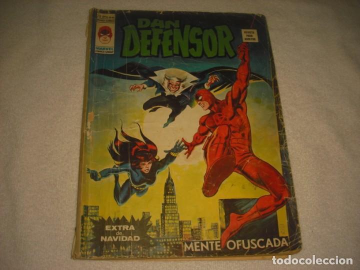DAN DEFENSOR , EXTRA DE NAVIDAD , VERTICE (Tebeos y Comics - Vértice - Dan Defensor)