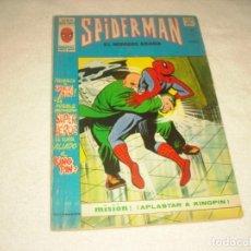 Cómics: SPIDERMAN V3, Nº 33 , VERTICE. APLASTAR A KINGPIN. Lote 138904970
