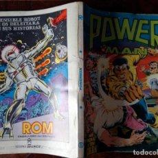 Cómics: POWER MAN Nº 1-2-3-4-5 TOMO RETAPADO VERTICE-SURCO MUNDICOMICS LUKE CAGE 1981. Lote 139013886