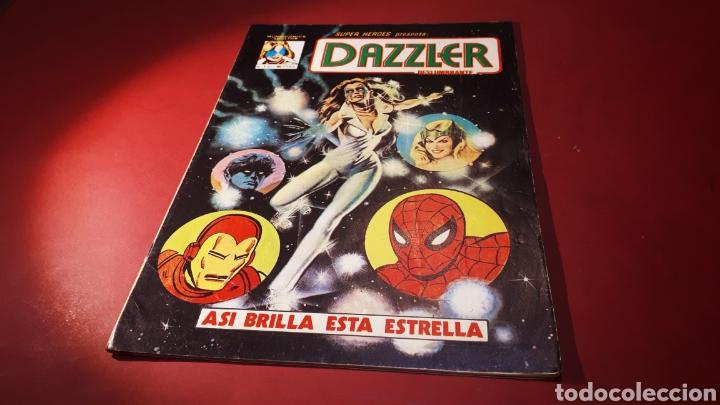 MUY BUEN ESTADO MUNDI COMICS SUPER HEROES 1 VERTICE (Tebeos y Comics - Vértice - Super Héroes)