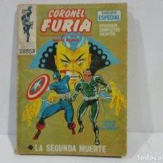 Cómics: SELECCIONES VERTICE DE AVENTURAS-CORONEL FURIA-Nº 16. Lote 139149254