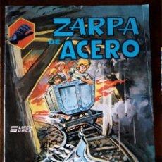 Cómics: ZARPA DE ACERO Nº 6 SURCO MUNDI COMIC EL REGRESO DE LA ZARPA-1983 NUEVO. Lote 139149806