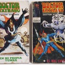Cómics: SELECCIONES VERTICE DE AVENTURAS-DOCTOR EXTRAÑO -Nº 9 Y 11. Lote 139152946
