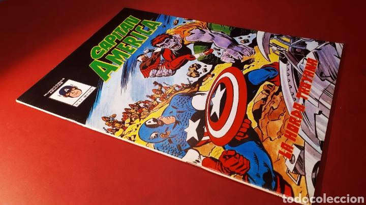 DE KIOSCO ESTADO MUNDI COMICS CAPITAN AMERICA 1 VERTICE (Tebeos y Comics - Vértice - Capitán América)