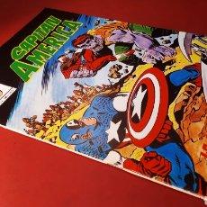 Cómics: DE KIOSCO ESTADO MUNDI COMICS CAPITAN AMERICA 1 VERTICE. Lote 139156061