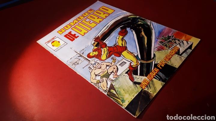 MUNDI COMICS HOMBRE DE HIERRO 2 VERTICE (Tebeos y Comics - Vértice - Hombre de Hierro)