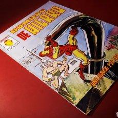 Cómics: MUNDI COMICS HOMBRE DE HIERRO 2 VERTICE. Lote 139167872