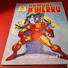 Cómics: MUNDI COMICS HOMBRE DE HIERRO 1 VERTICE. Lote 139168009