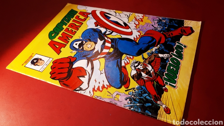 MUNDI COMICS CAPITAN AMERICA 2 VERTICE (Tebeos y Comics - Vértice - Capitán América)