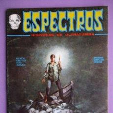 Cómics: ESPECTROS Nº 20 VERTICE VOLUMEN 1 ¡¡¡ BUEN ESTADO Y DIFICIL!!!!!!, . Lote 139224270