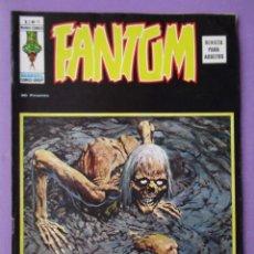 Cómics: FANTOM Nº 5 VERTICE VOLUMEN 2 ¡¡¡MUY BUEN ESTADO!!!!!!, . Lote 139225462
