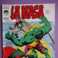 Cómics: LA MASA Nº 7 VERTICE VOLUMEN 3 ¡¡¡¡BUEN ESTADO!!!!!!, . Lote 139226734