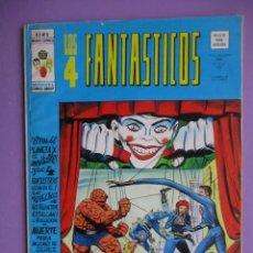 Cómics: LOS 4 FANTASTICOS Nº 5 VERTICE VOLUMEN 3 ¡¡¡¡BUEN ESTADO!!!!!!, . Lote 139228042