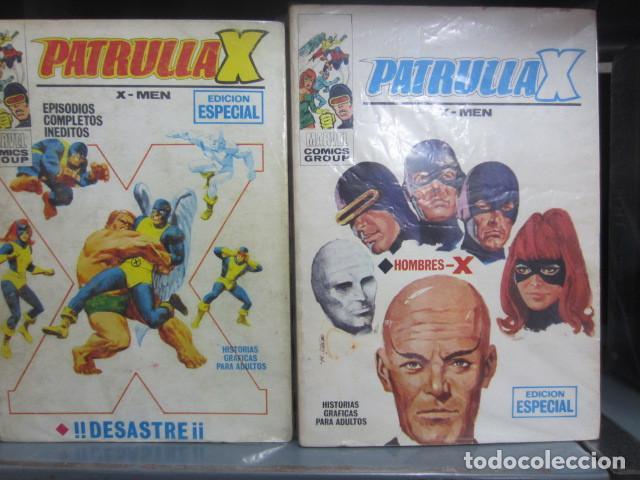 PATRULLA X (COLECCION COMPLETA) VERTICE (Tebeos y Comics - Vértice - Patrulla X)