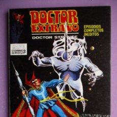 Cómics: DOCTOR EXTRAÑO Nº 9 VERTICE VOLUMEN 1, ¡¡¡¡EXCELENTE ESTADO!!!!!! . Lote 139218354