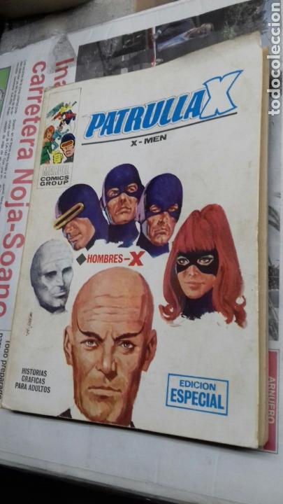 PATRULLA X. 1.1973. HOMBRES X (Tebeos y Comics - Vértice - Patrulla X)