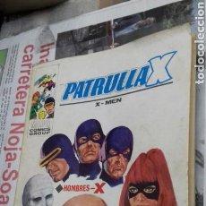 Cómics: PATRULLA X. 1.1973. HOMBRES X. Lote 139644649