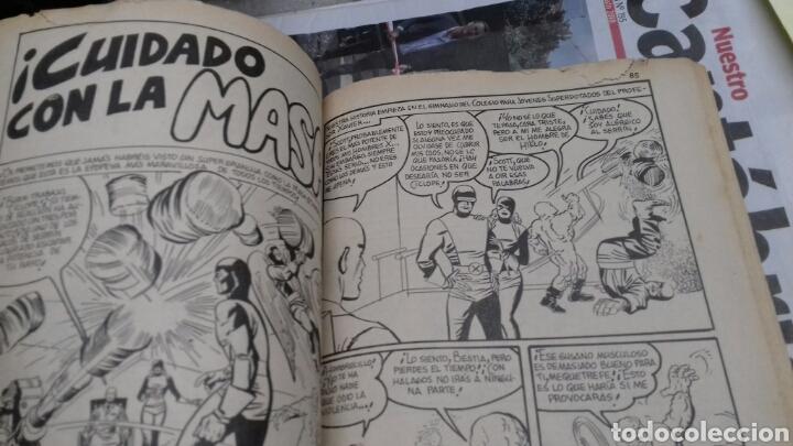 Cómics: Patrulla x. 1.1973. Hombres x - Foto 3 - 139644649