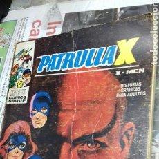 Cómics: PATRULLA X. 6. 1974. EL ORIGEN DEL PROFESOR X. Lote 139644886