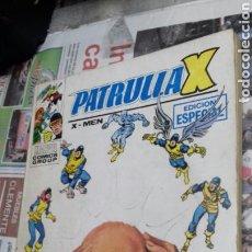 Cómics: PATRULLA X. 7. 1974. EL ENEMIGO AL ACECHO. Lote 139645101