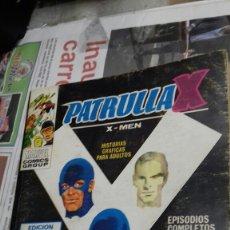 Cómics: PATRULLA X. 10. 1974. LA CIUDAD EN PELIGRO. Lote 139645304